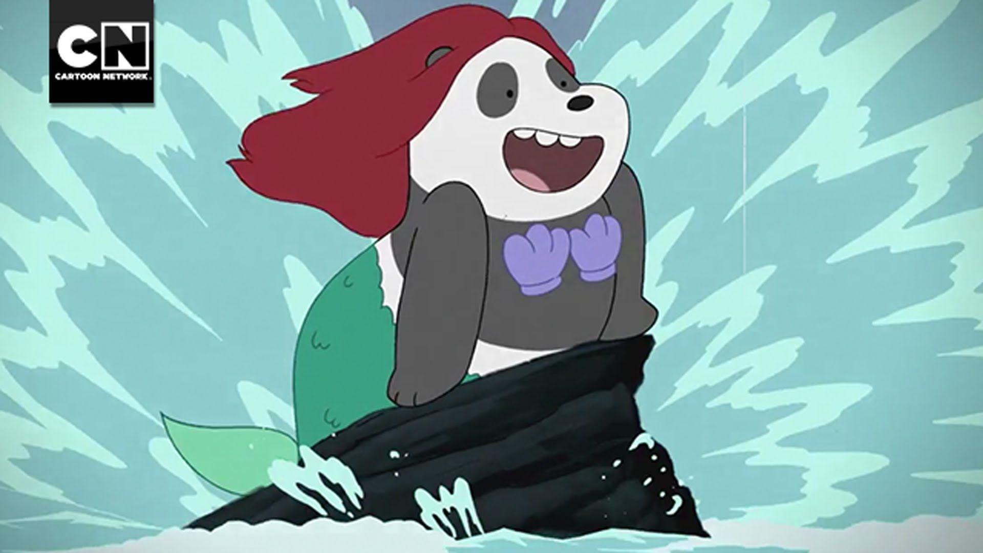 Shush Ninjas Movie Montage I We Bare Bears I Cartoon