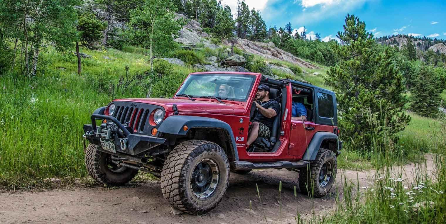 Colorado atv rentals rent utv colorado estes park jeep