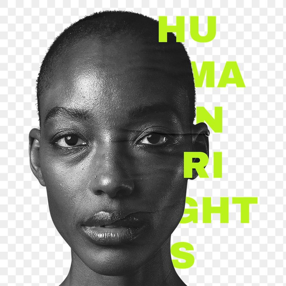 Png Green Human Rights Word With African American Woman Free Image By Rawpixel Com Benjamas In 2021 Human Rights African American Women African American