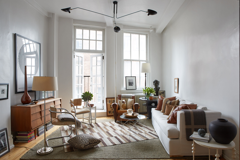 Step inside interior designer dan mazzarinis apartment in