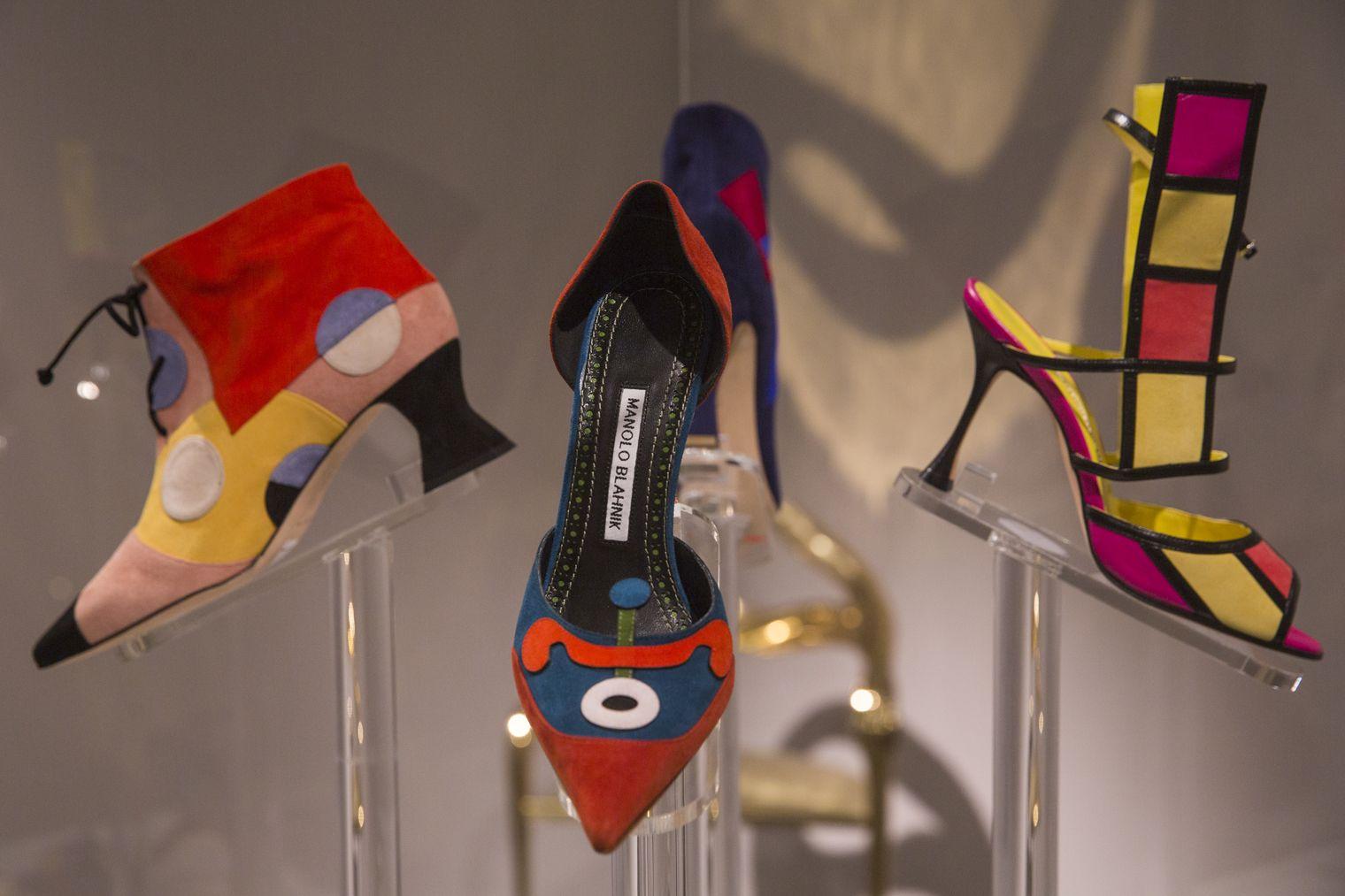 Manolo Blahnik: el arte del zapato, ya en Madrid