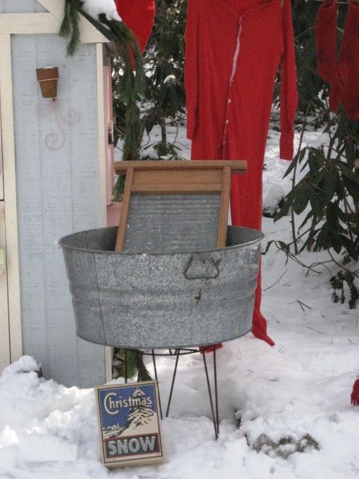 Faeryhollows Santas Workshop 2010, My potting shed became Santas workshop again this year, and a beautiful Christmas snow provided the perfe...
