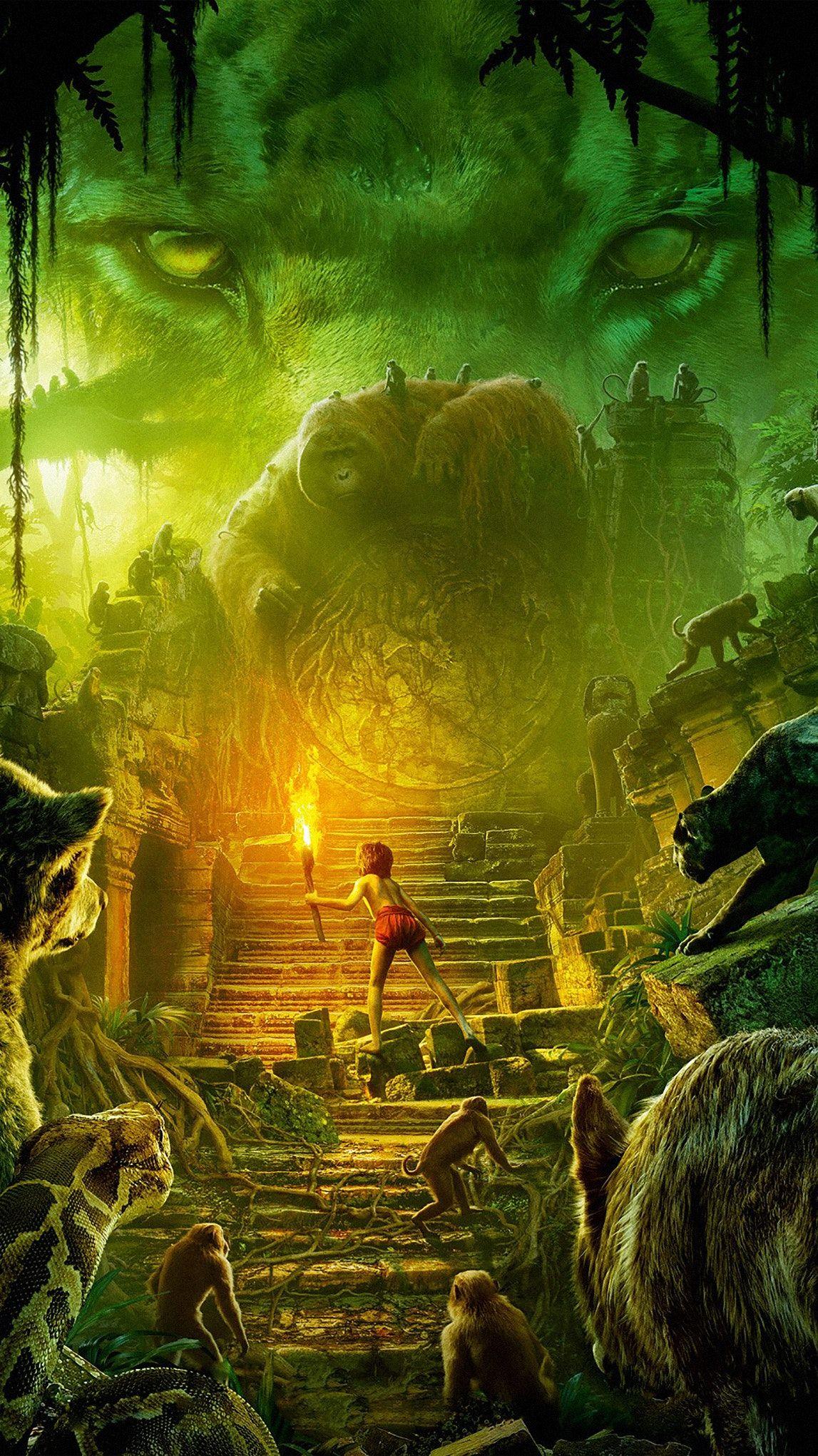 Jungle Book 2016 Ringtone
