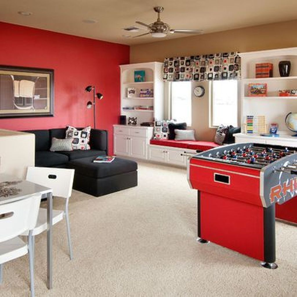 Awesome amazing game room design ideas more at https trendhmdcr also interior rh pinterest