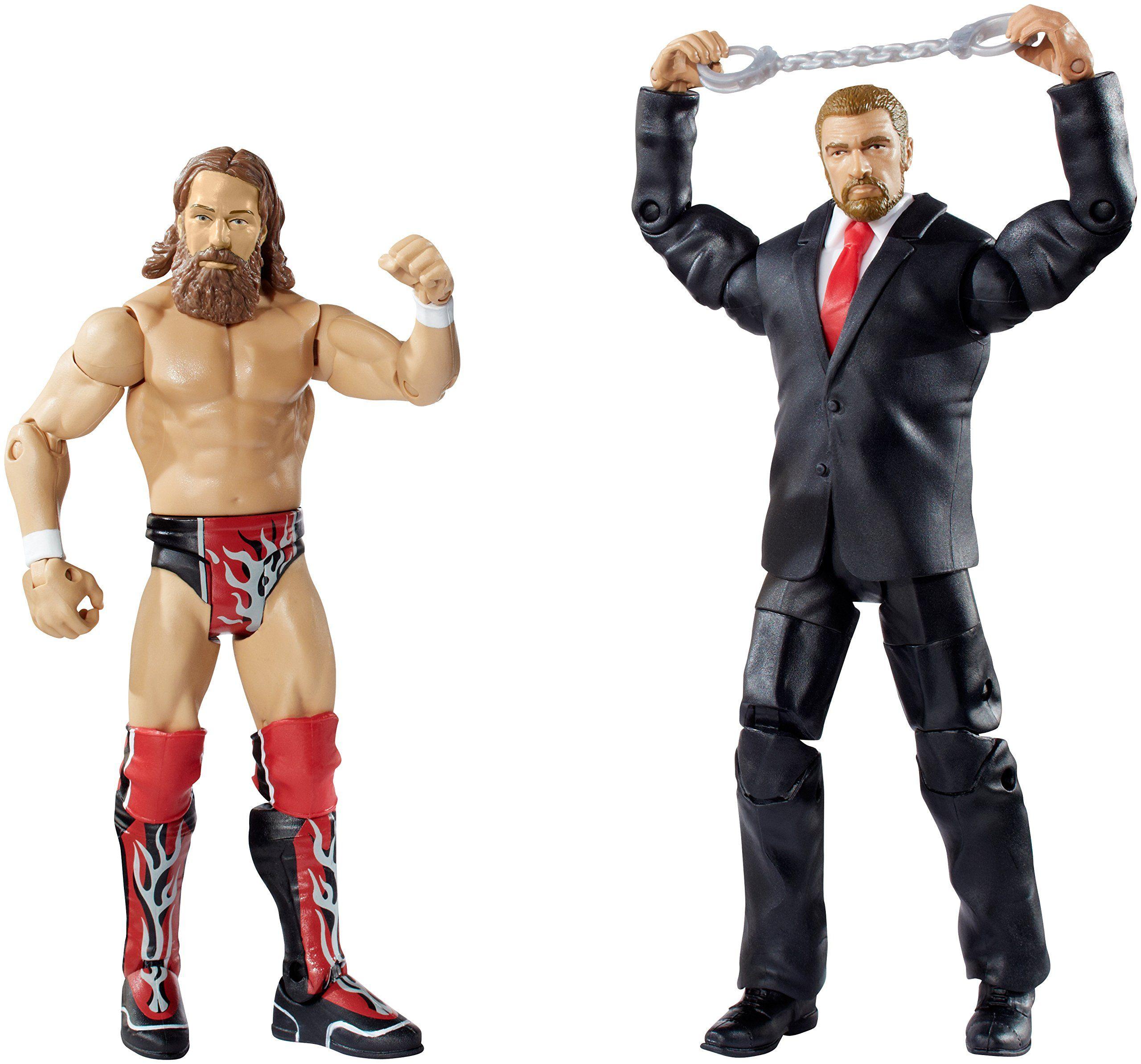Officiel wwe mattel elite série 32 Daniel Bryan action figure