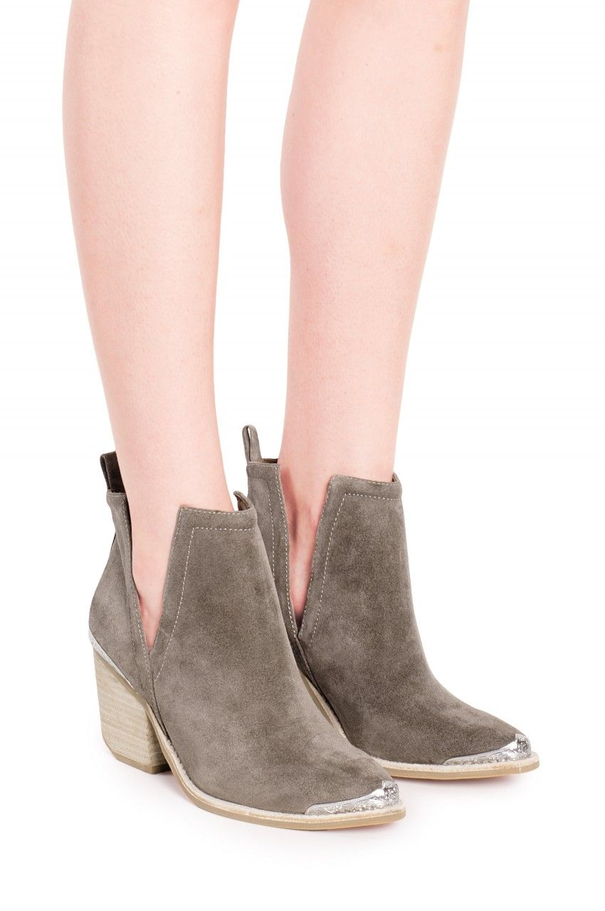Wholesale Women s Ankle Boots Jeffrey Campbell Ankle boots Women TaupeBuy awesome shoe