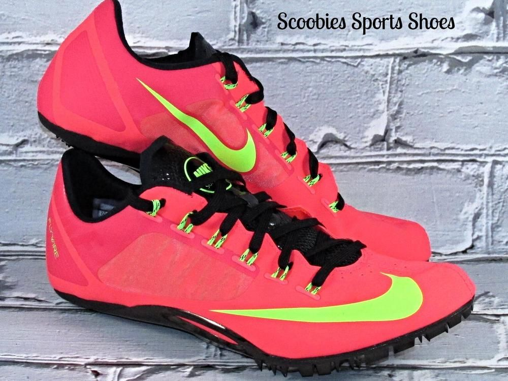 Mens Nike Zoom Superfly R4 Sprinter Spikes Size 11.5 Hyper Punch ...