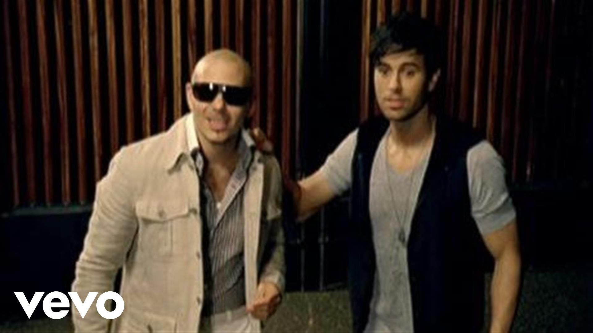 Enrique Iglesias Ft Pitbull I Like It Enrique Iglesias Iglesias Best Love Songs