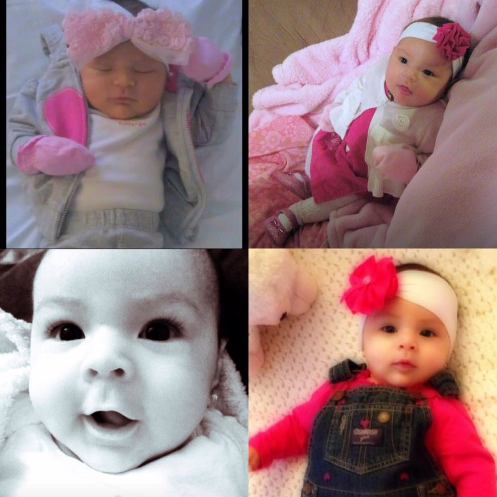 #Gorgeous #baby #girl #bows #flower #headbands #DIY #photography #fashion
