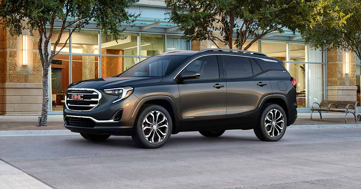 Experience The Next Chapter Of Design For Gmc With The All New 2018 Terrain Small Suv Gmc Terrain Gmc Terrain Interior 2018 Gmc Terrain Denali