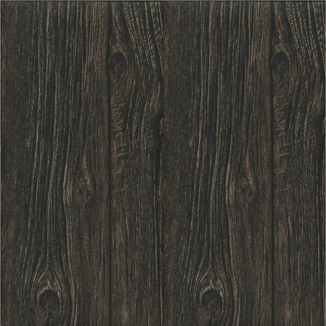 Muriva Bluff Wood Panel Faux Effect Wallpaper Dark Brown J02418 Need 4 Rolls To Cover 16 94 Msq Total 61 96 Wood Paneling Old Wood Vinyl Wallpaper