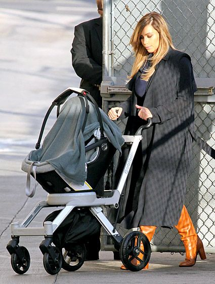 Kim Kardashian & the Orbit Baby Stroller G2. Available 20% off at ...