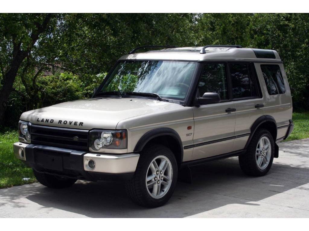 2003 Land Rover Discovery Land rover discovery, Land