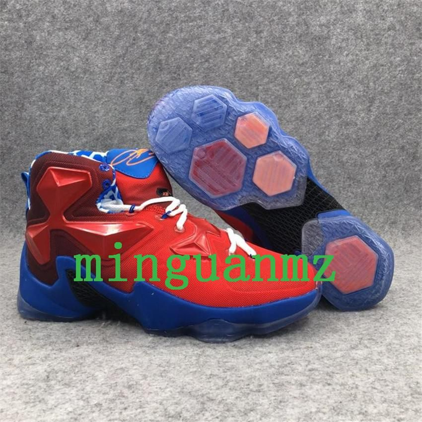 new style fa57f 5bb65 2018 Lebron 13 James 13 Usa The Akronite Philosophy Db ...
