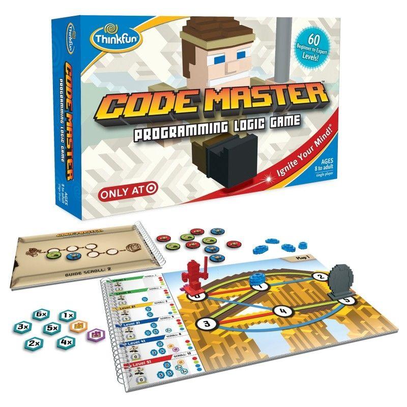 ThinkFun Code Master Programming Logic Game   Coding for