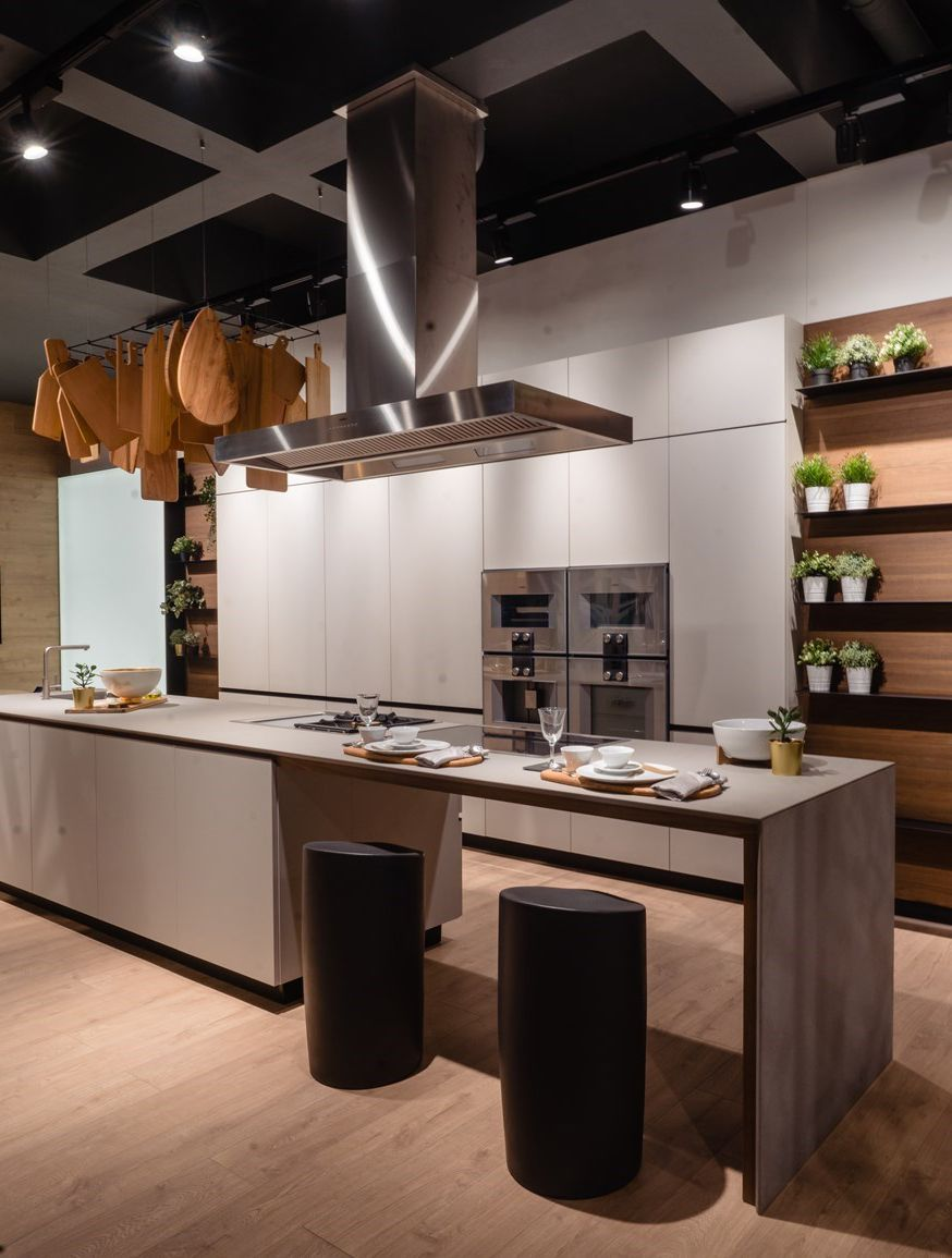 Valcucine in India The new Store in Ahmedabad showcases a