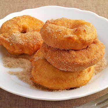 Aus Omas Küche: Apfelküchlein #applerecipes