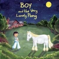Suitable for readers aged 4 and up. A boy sees a white pony for the very first time. The pony looks magnificent but is very lonely. When night-time arrives, the boy pays the pony a little visit but there's one little hiccup…