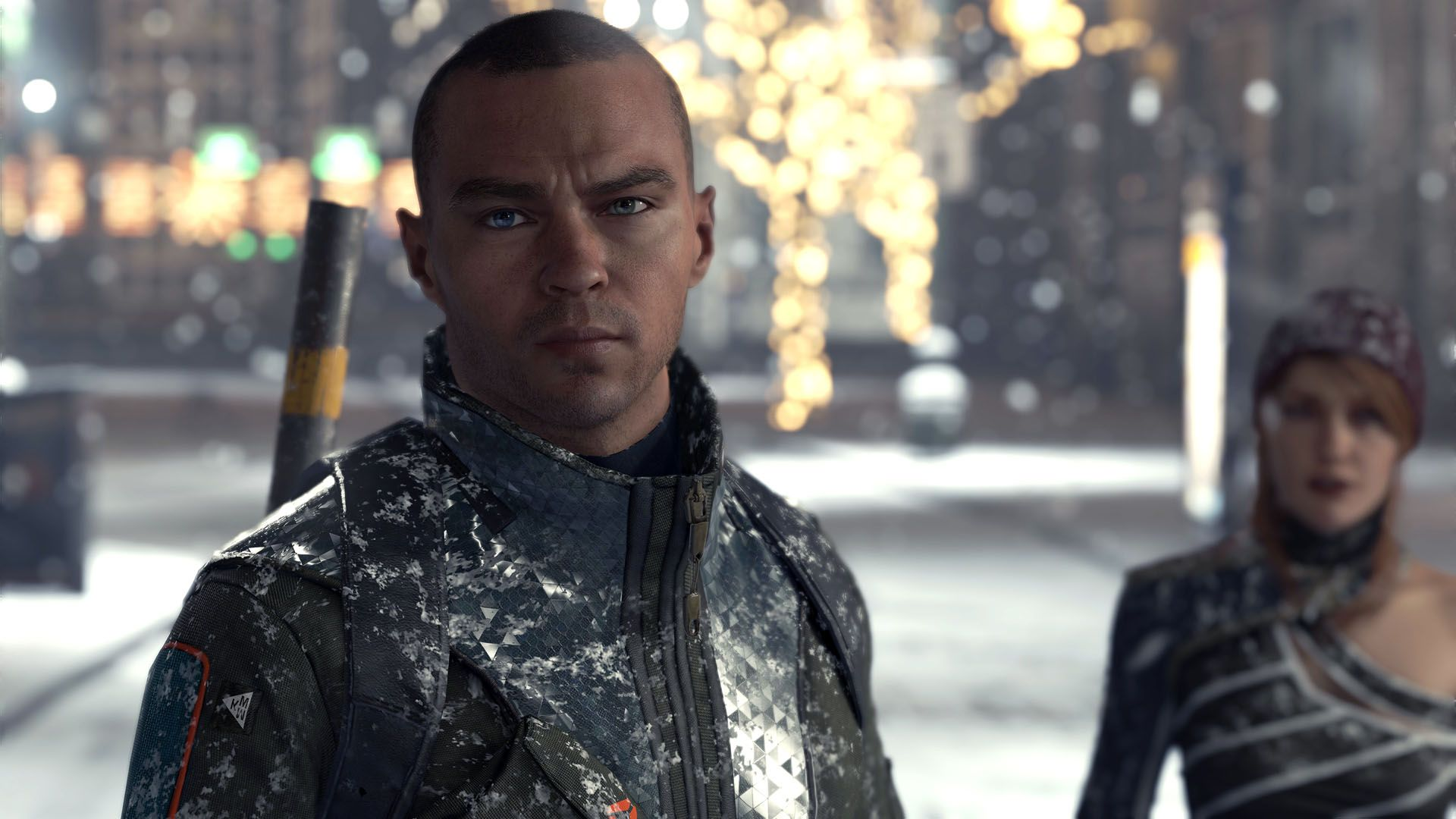 Quantic Dream S Latest Hits In May Detroit Become Human