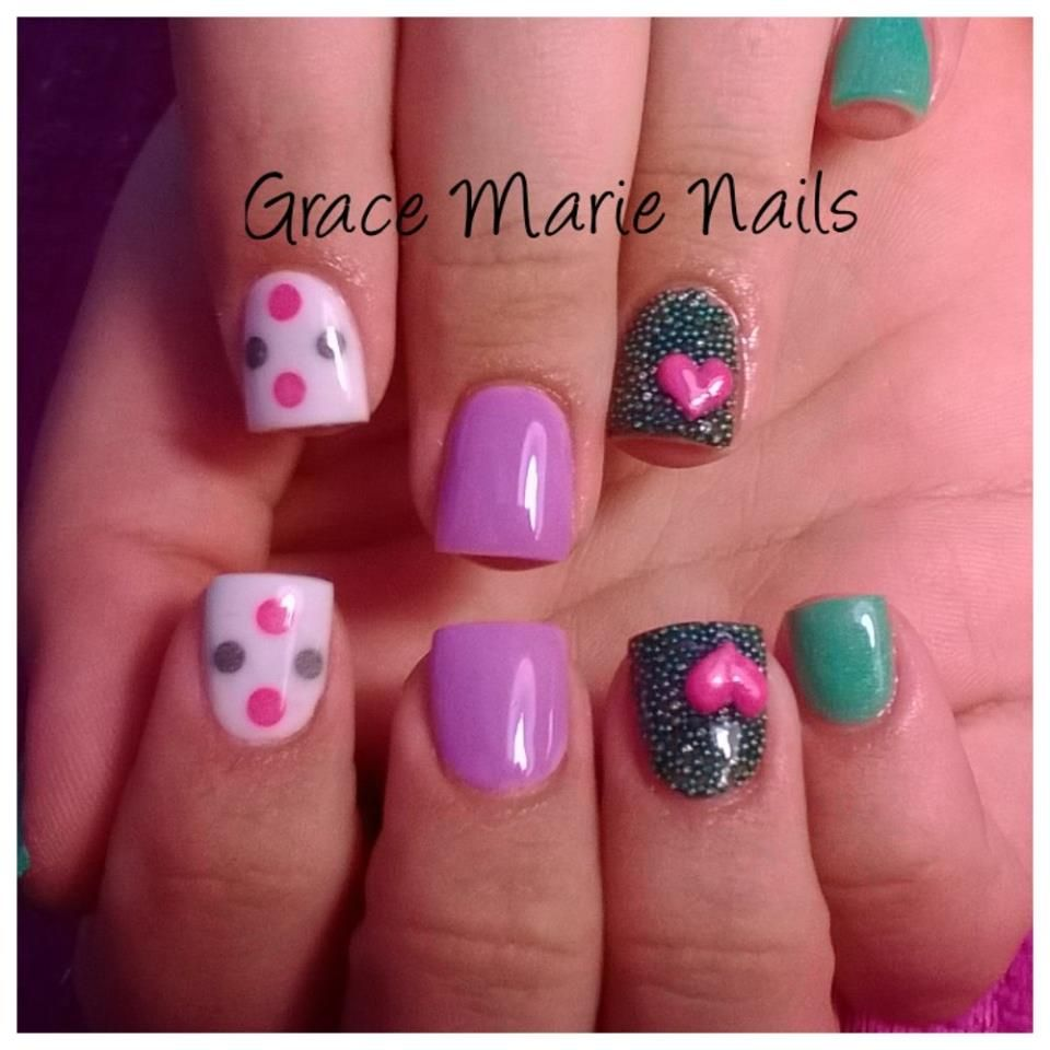 Grace Marie Nails | nails | Pinterest | Nail patterns, Nail nail and ...