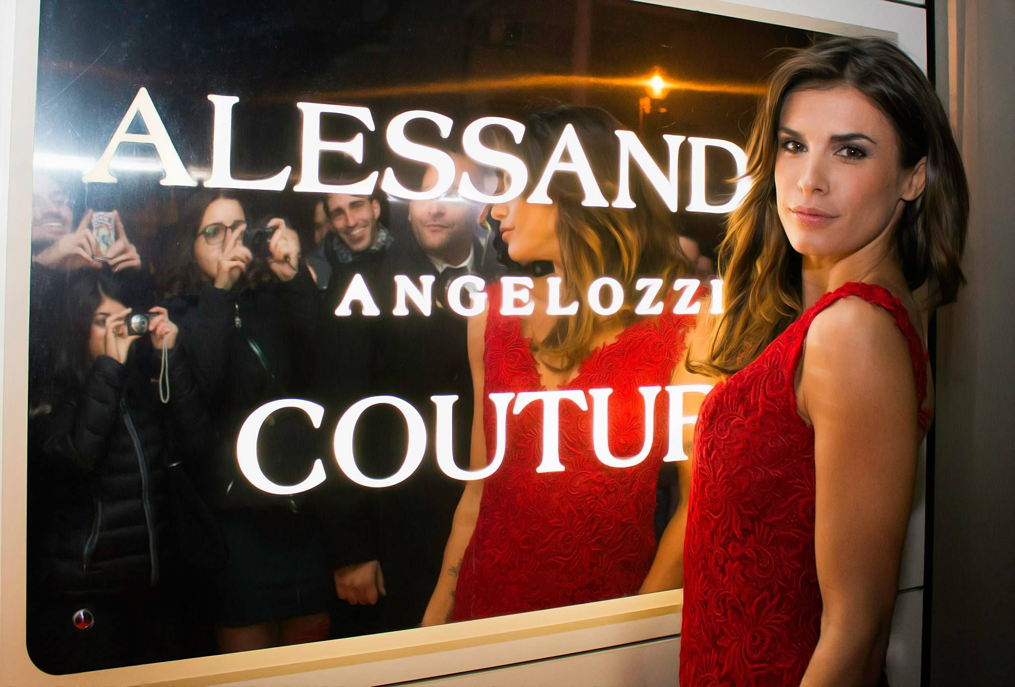 #elisabettacanalis for #alessandroangelozzicouture #elisabettacanalisweddingdress