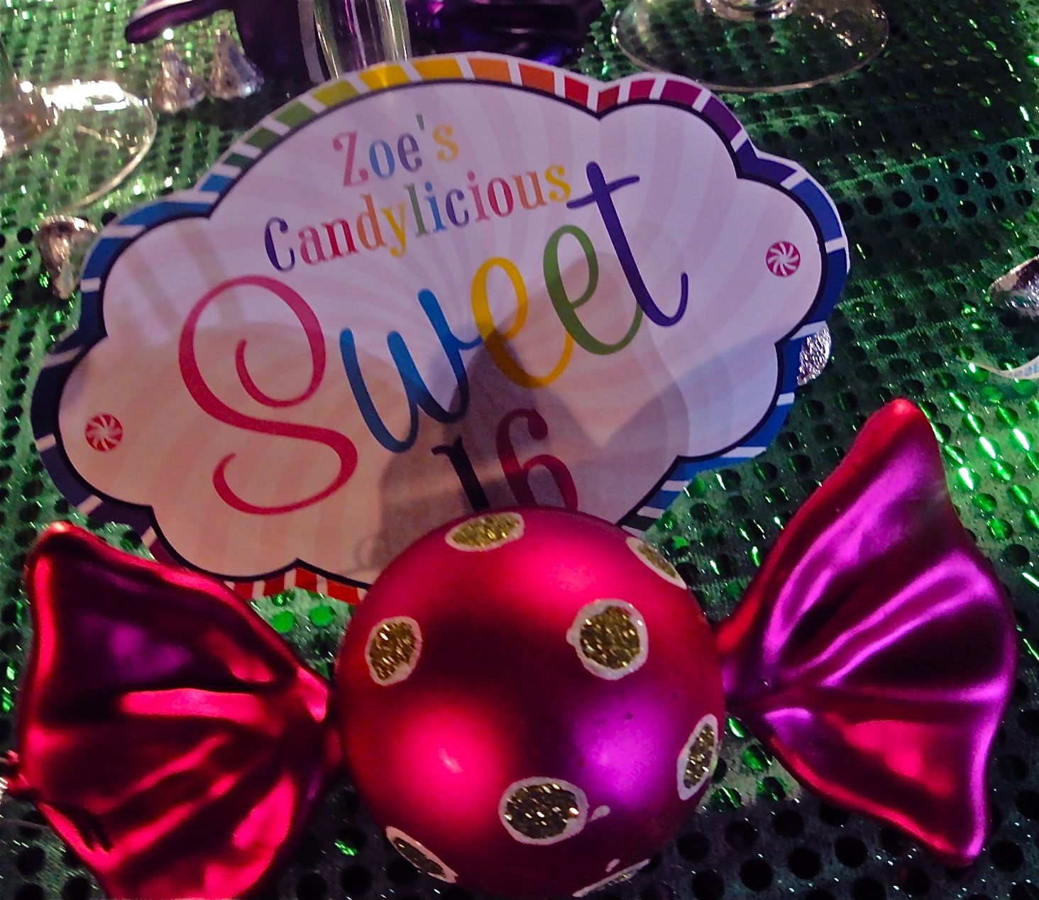 sweet 16 birthday party ideas girls for at home Girls Candy World