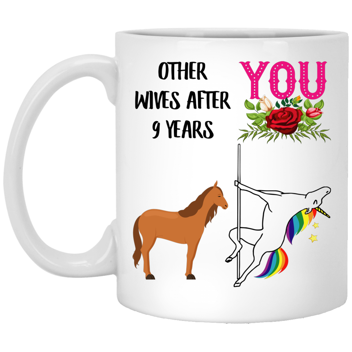 9 Year Anniversary Gifts For Her Mug With Images 10 Year Anniversary Gift Anniversary Gifts Year Anniversary Gifts