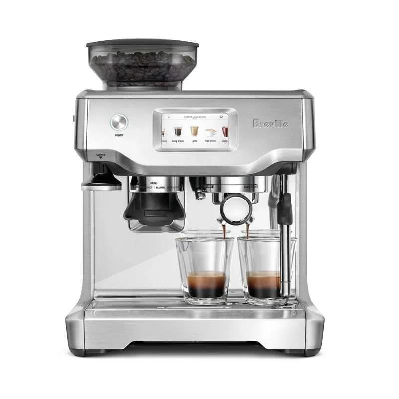 Breville Barista Touch بريفل باريستا تتش مختبر القهوة Automatic Espresso Machine Espresso Machine Automatic Coffee Machine