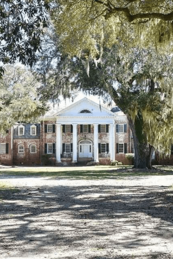 1932 Mansion In Walterboro South Carolina Mansions