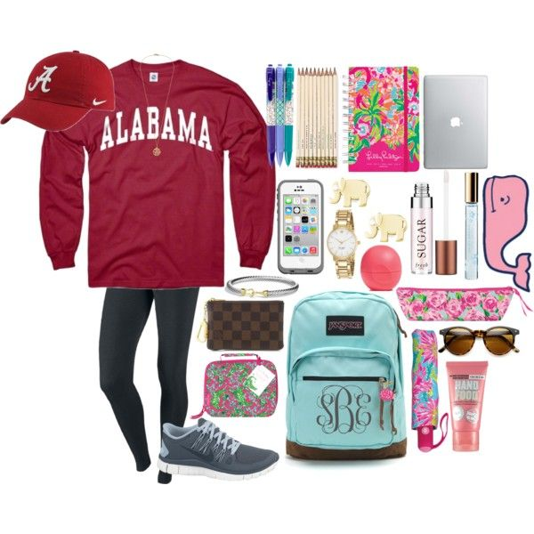 Pin By Evelyn Gabriel On S K O O L Clothes Design College T Shirts Preppy Outfits