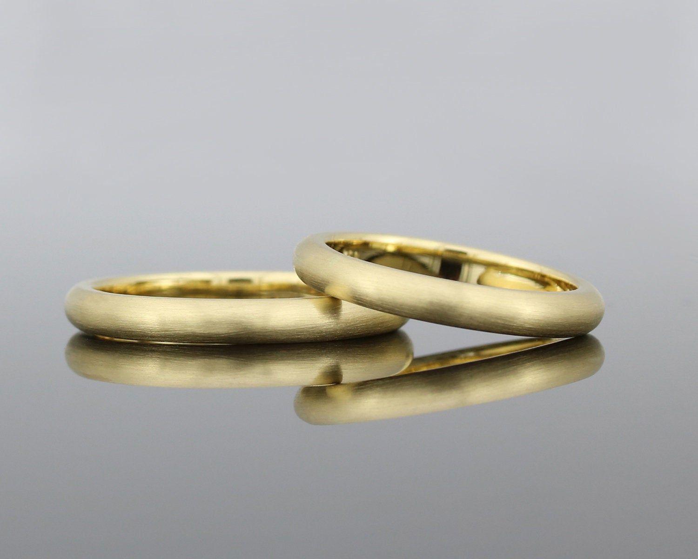 Trauringe Eheringe schmale Ring Gold  Etsy  Classic wedding