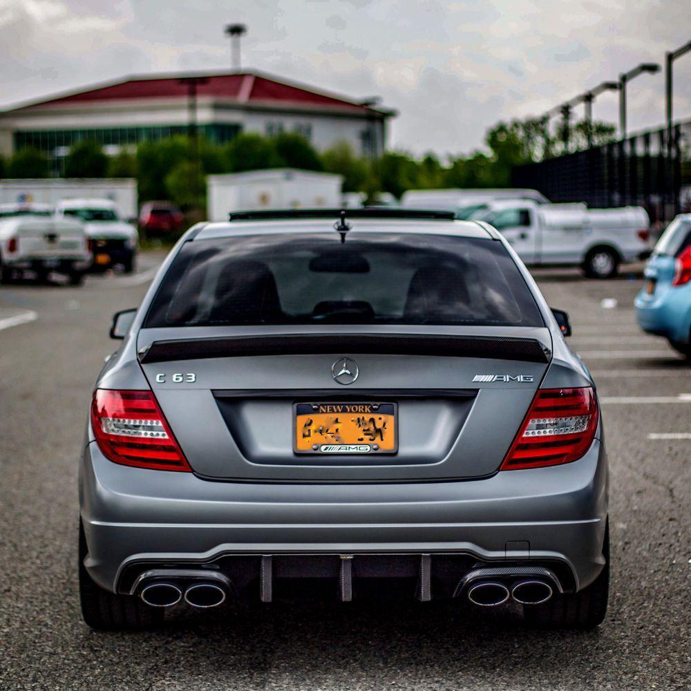 2014 Mercedes Benz C Class C63 Amg Edition 507 Ebay Motors Cars