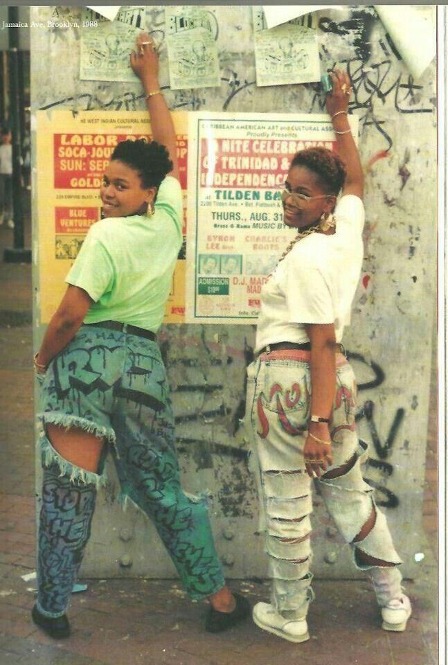 Pin von douglas ribeiro auf brooklyn 80 s ghetto pinterest - 80er damenmode ...