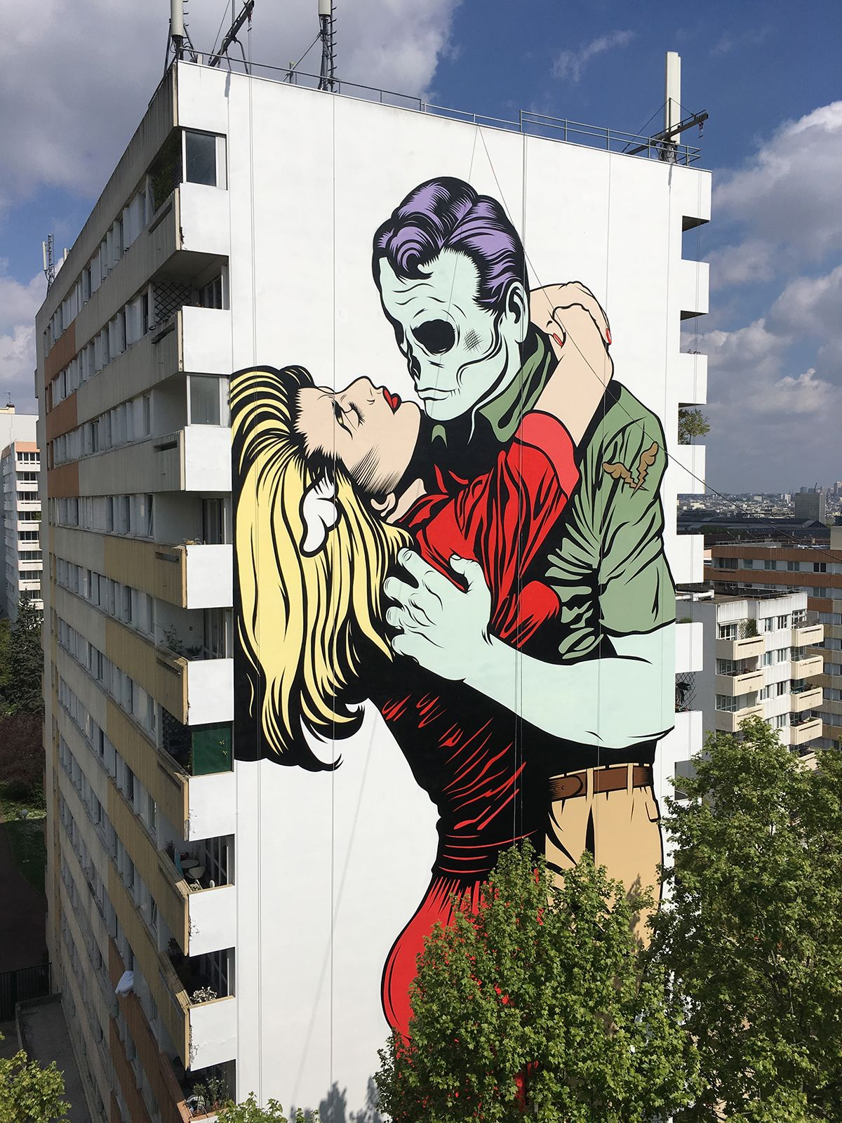 Street Art Hotspots In Europe Paris 13 Street Art Street Art
