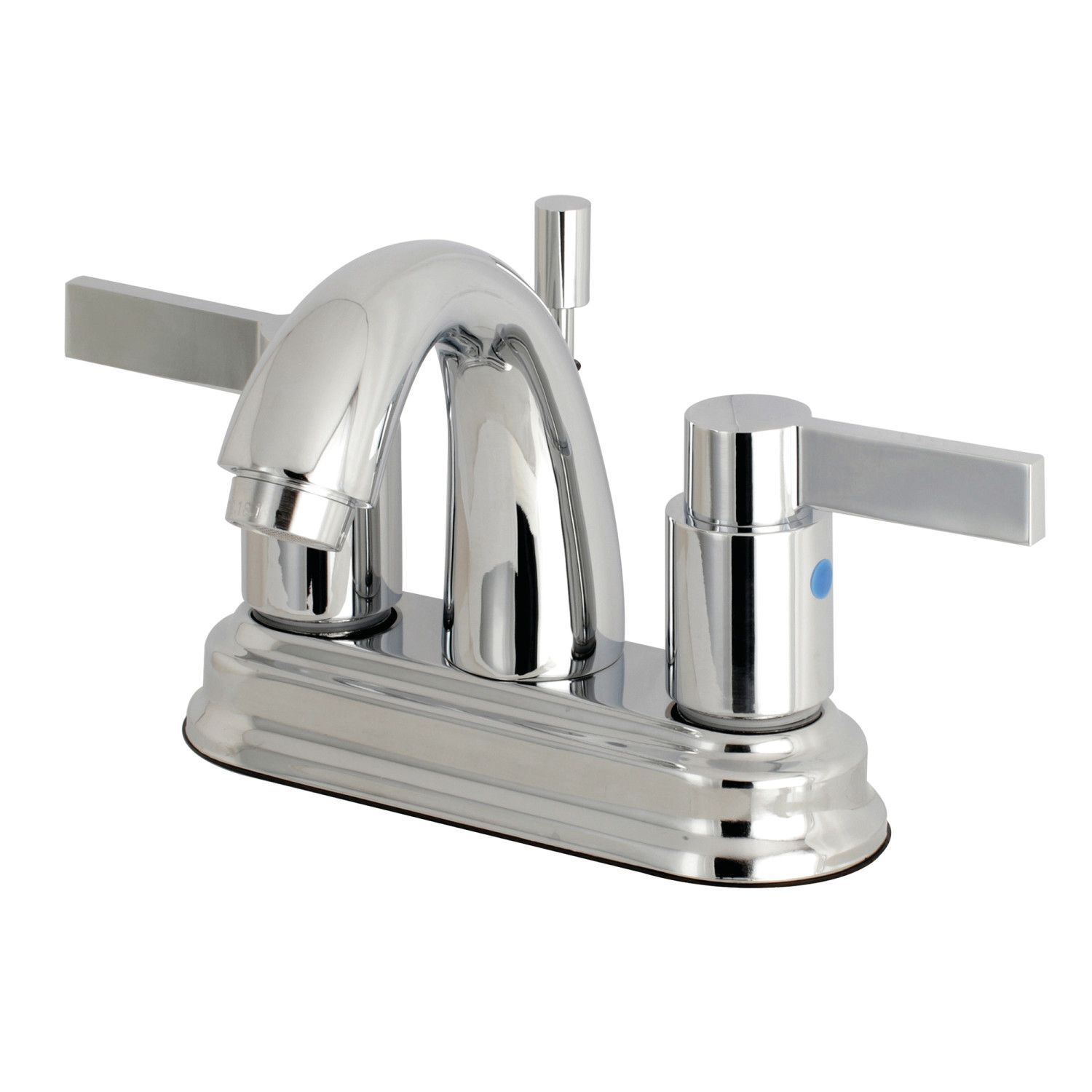FB5611NDL 4-Inch Centerset Lavatory Faucet, Polished Chrome ...