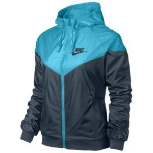 Nike Windrunner Jacket - Women s - Armory Navy Gamma Blue  5daf64b03f507