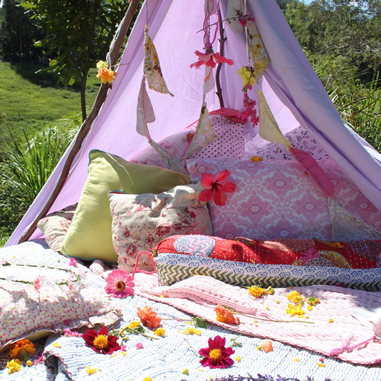 Timber and Twine - Heirloom Quilts
