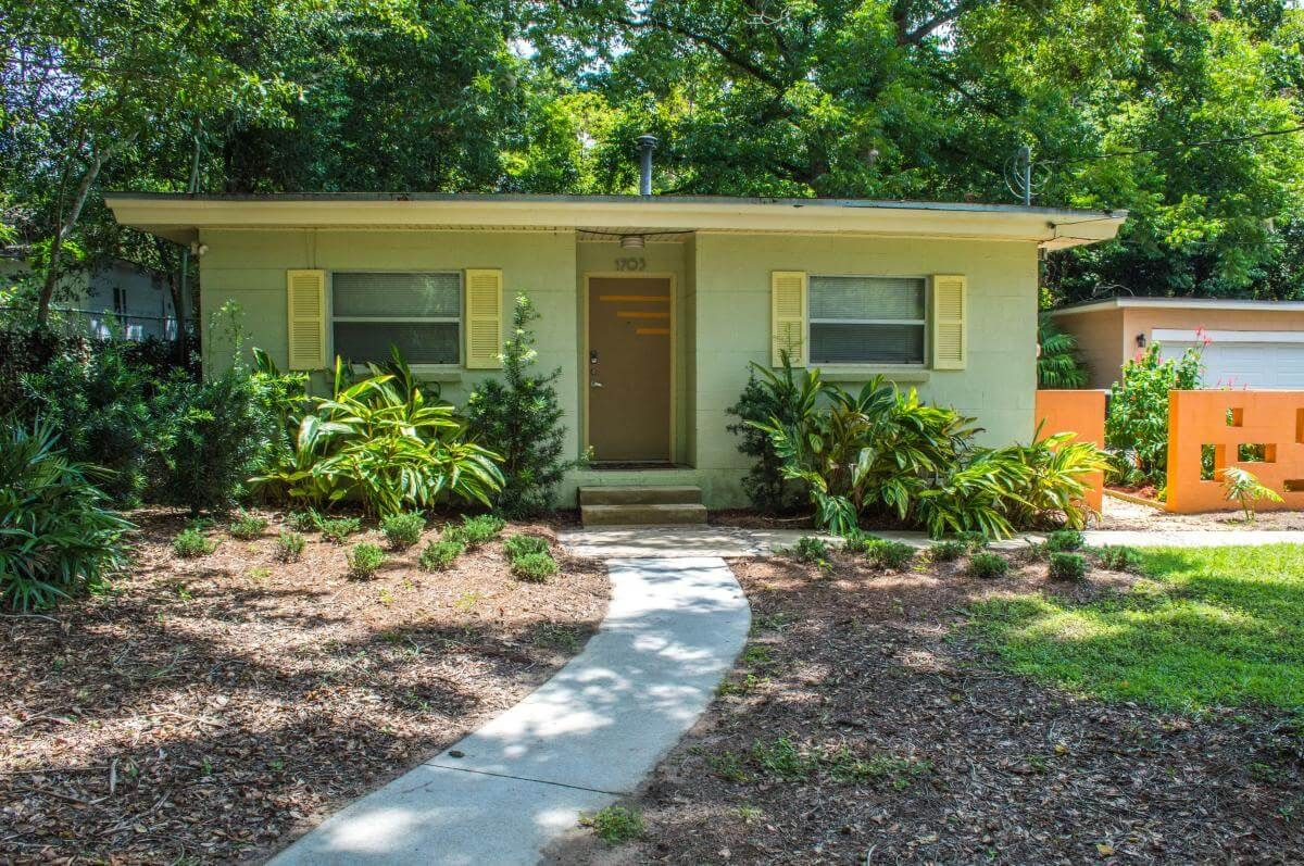 This is a very nicely remodeled 2 Bedroom 1 Bath Cottage