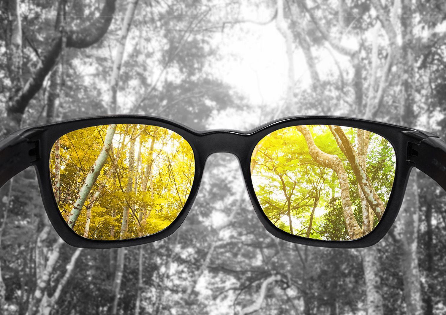 Das Muss Man Gesehen Haben Diese Brille Lasst Farbenblinde Wieder
