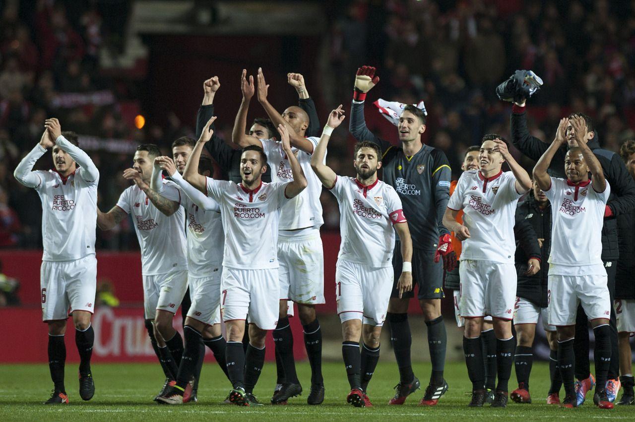@Sevilla #SevillaFC #VamosMiSevilla #9ine