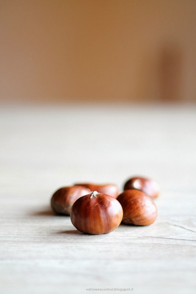 castagne | perfectly delightful when roasted and salted