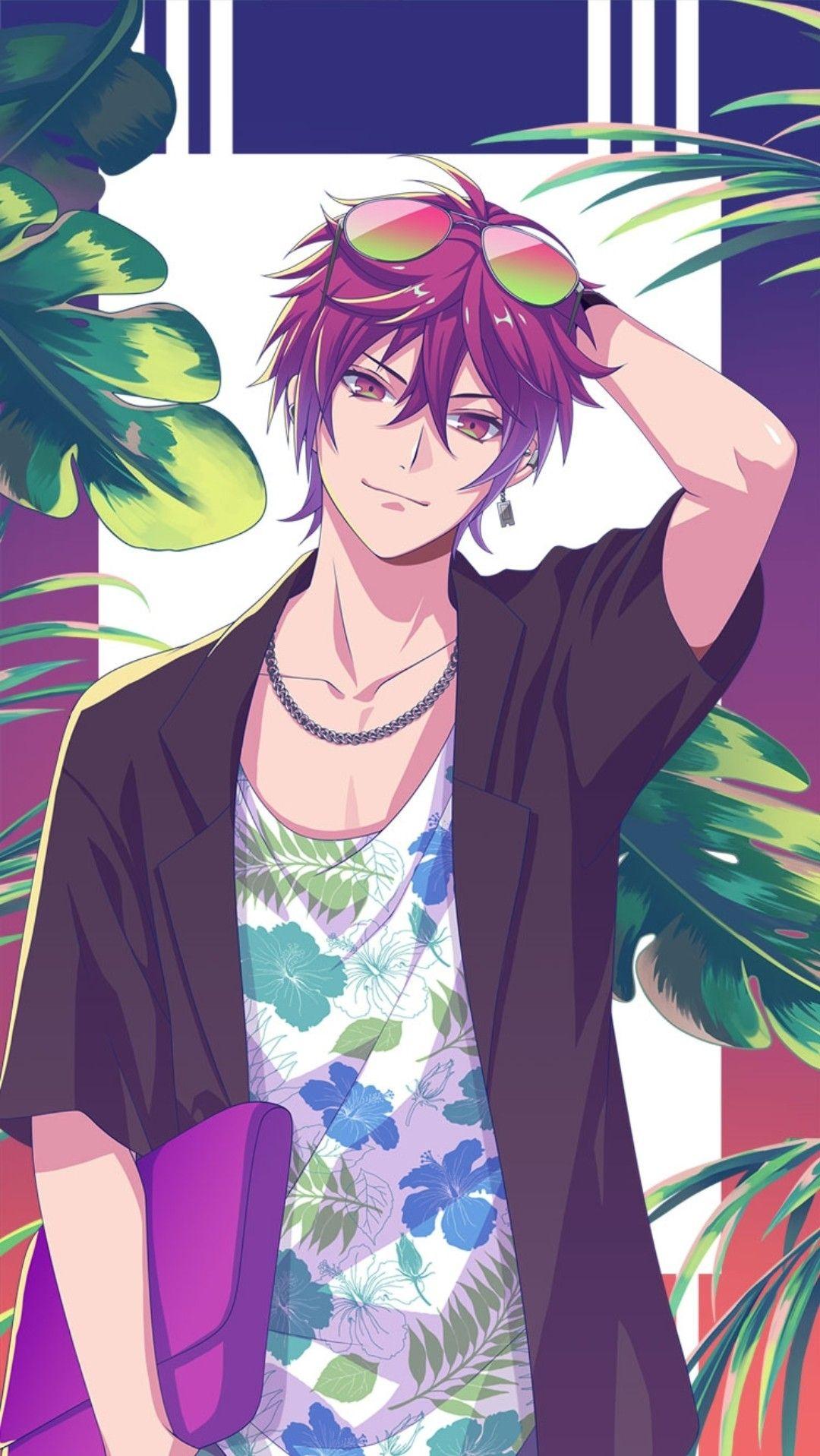 Ikemen Revolution Tropical Love Fenrir Godspeed In 2020 Anime Popular Anime Anime Prince