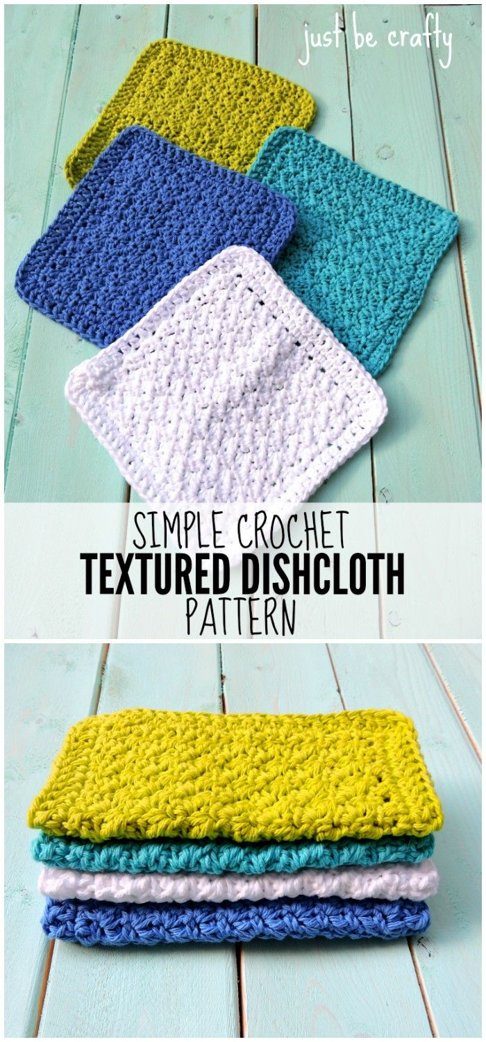 Häkeln Badezimmer Crochet Dishcloth Patterns To Beautify Your Kitchen Badezimmer