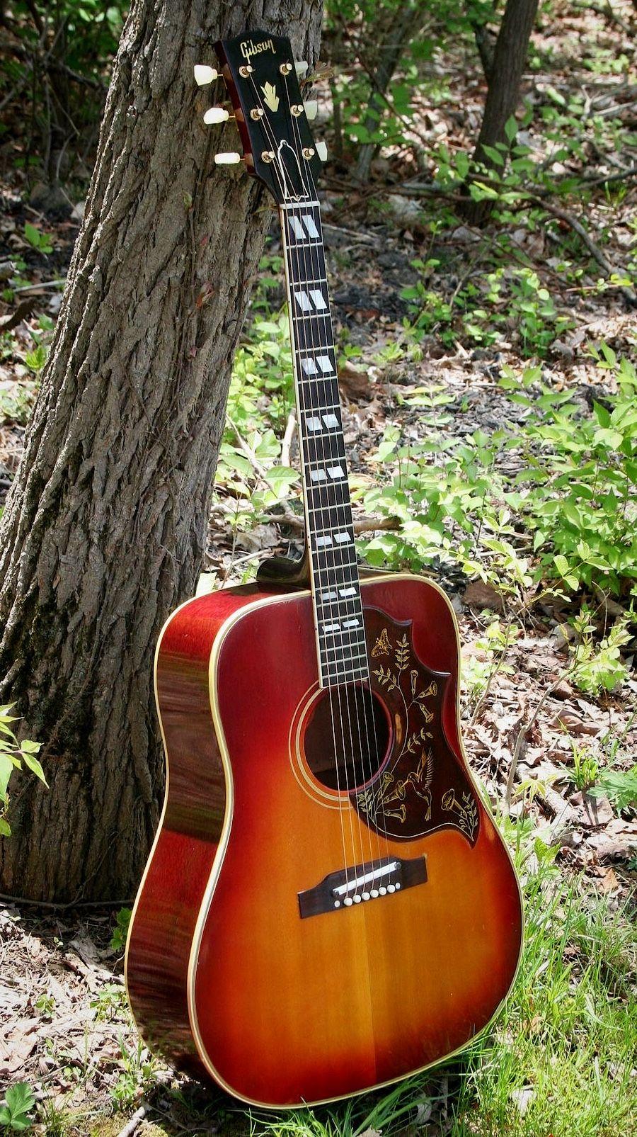1961 Gibson Hummingbird Gibson Acoustic Gibson Guitars Guitar