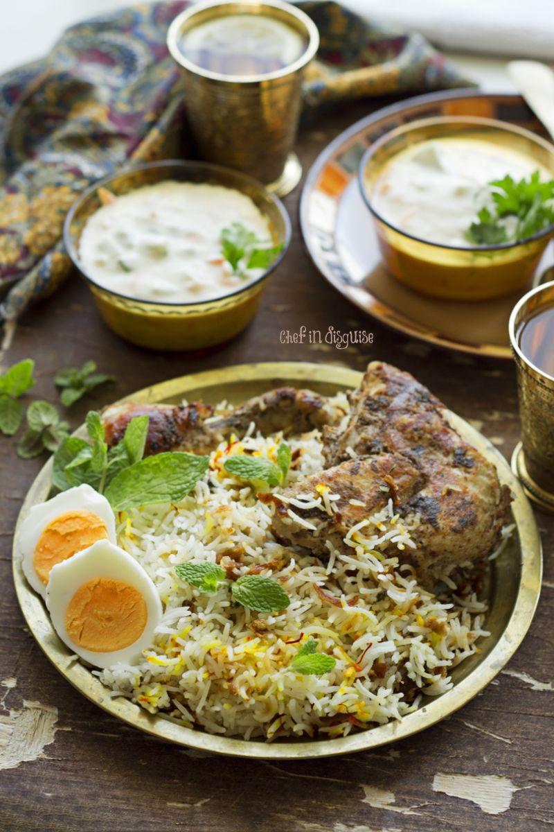 Hyderabadi chicken biryani is one of the most popular indian rice hyderabadi chicken biryani is one of the most popular indian rice recipes around the globe forumfinder Images