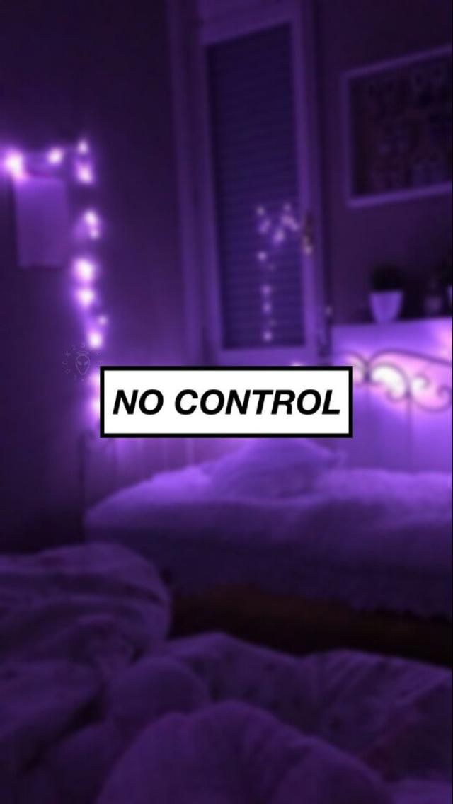 No control lockscreen One Direction Purple aesthetic