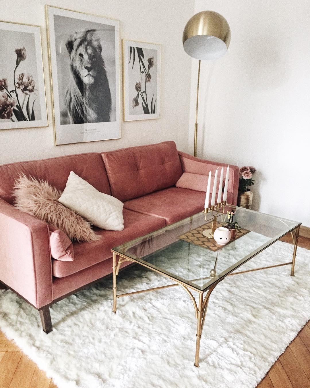 Samt-Sofa Alva (3-Sitzer) | Pinterest | Wohnzimmer sofas, Textilien ...