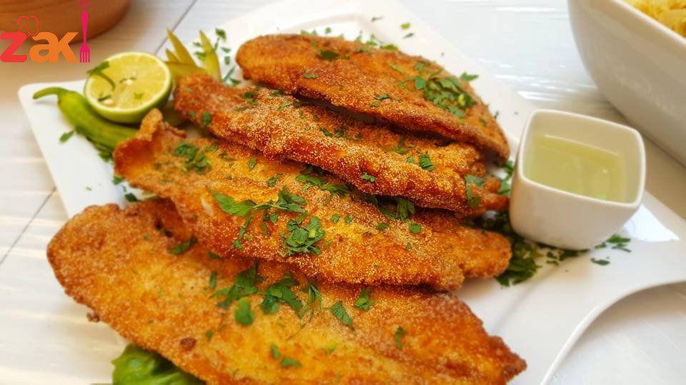 هذه أفضل طريقة لعمل سمك الفيليه احفظيها عندك لأنها حتما ستلزمك Cooking Recipes Recipes With Fish And Shrimp Food