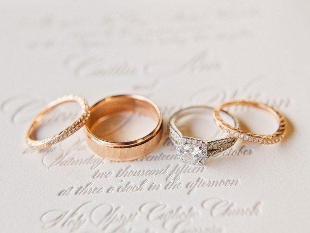 Eheringe Ringe Hochzeit Ringe Rosegold Ringe Rose Roseg