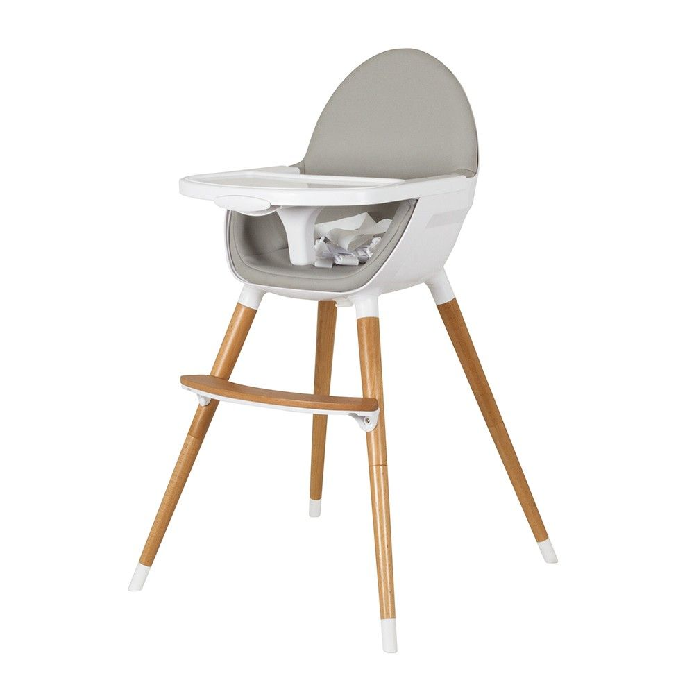 Childcare Pod High Chair Natural Highchairs Nursery